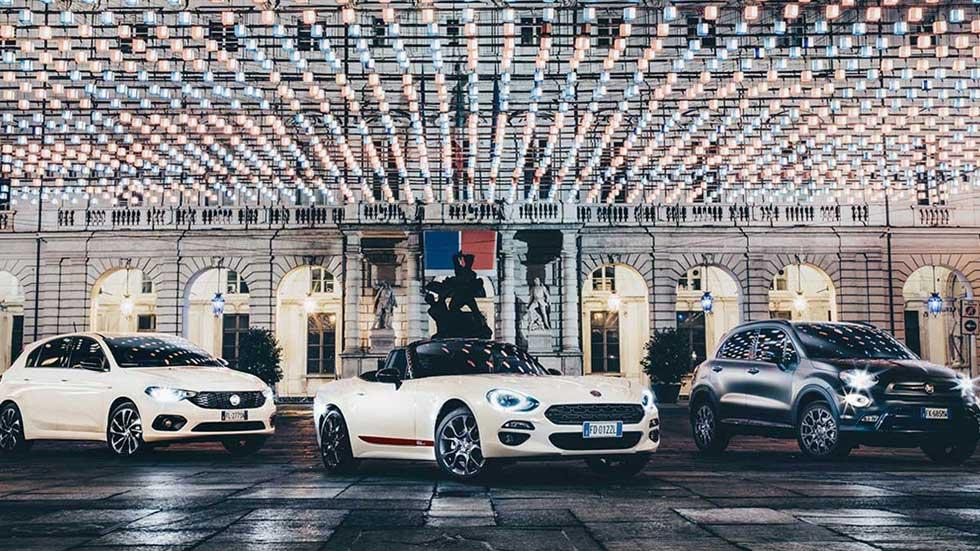 Fiat en el Salón de Ginebra 2018: sus coches, más deportivos y conectados