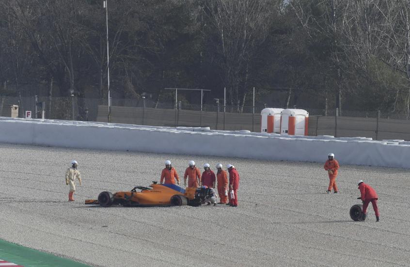 Test F1 Barcelona: la FIA pide explicaciones a McLaren