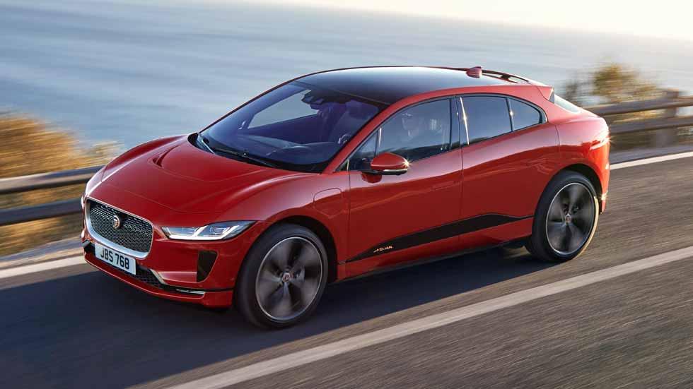Jaguar i-Pace: precio y datos definitivos del SUV eléctrico