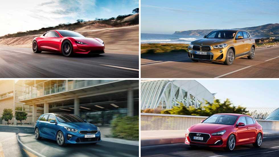 Las marcas y modelos de coches más valorados en Internet