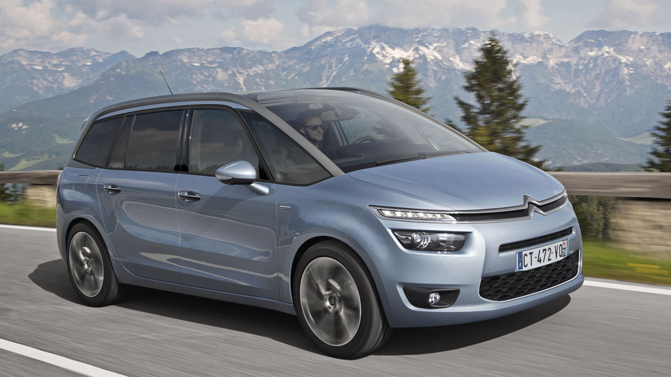 Los monovolúmenes de Citroën ya no se llamarán Picasso, serán Spacetourer