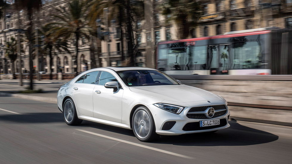 Mercedes CLS 2018: a prueba la tercera generación de la berlina coupé