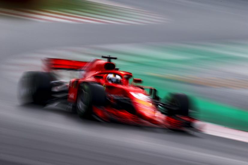 Test F1 Barcelona: este es el programa para los segundos test