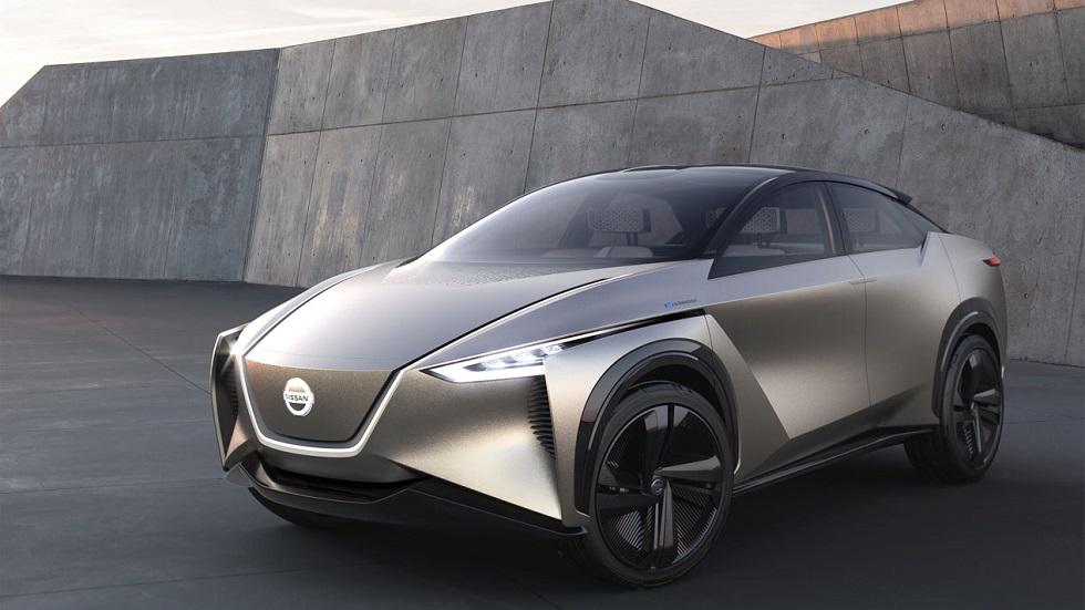Nissan IMx KURO: el crossover eléctrico, ¿el Qashqai del futuro?