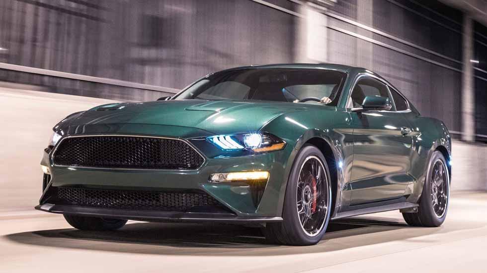 Ford Mustang Bullit 2018: un deportivo de película, a la venta en verano