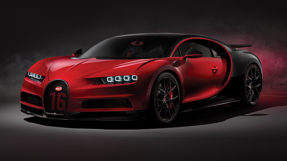 Bugatti Chiron Sport: el superdeportivo, aún más rabioso