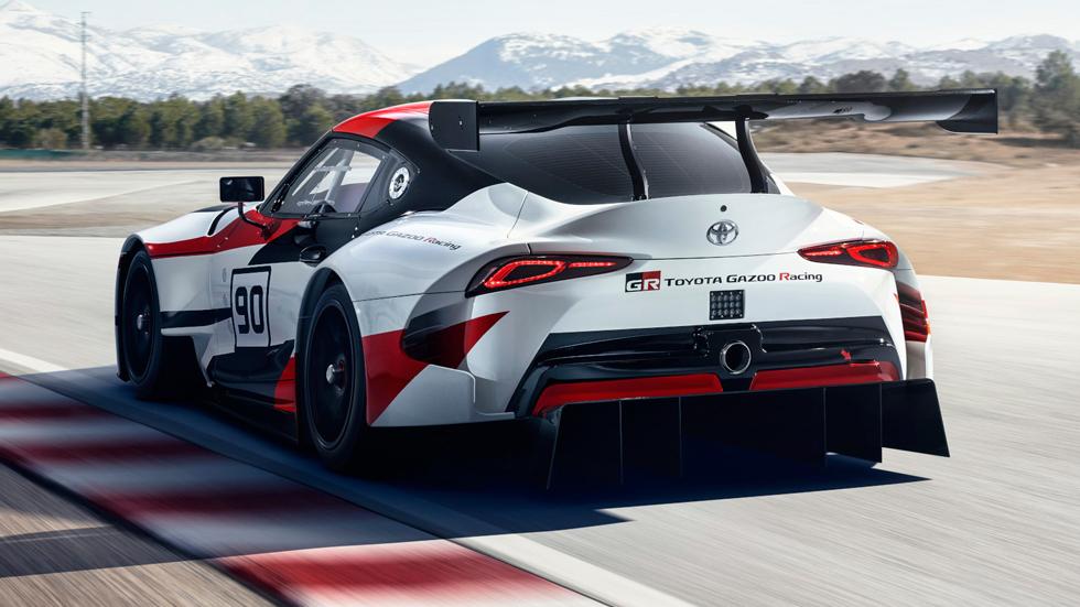 Toyota GR Supra Racing: el nuevo samurái deportivo, en VÍDEO