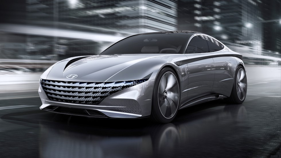 Hyundai Le Fil Rouge Concept: el diseño de los futuros Hyundai