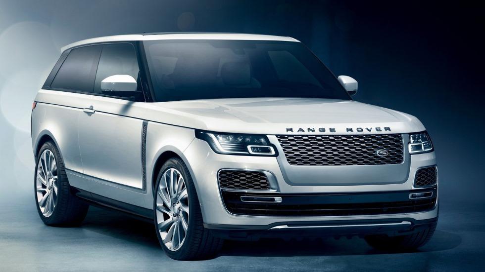 Range Rover SV Coupé: el Range Rover más exclusivo