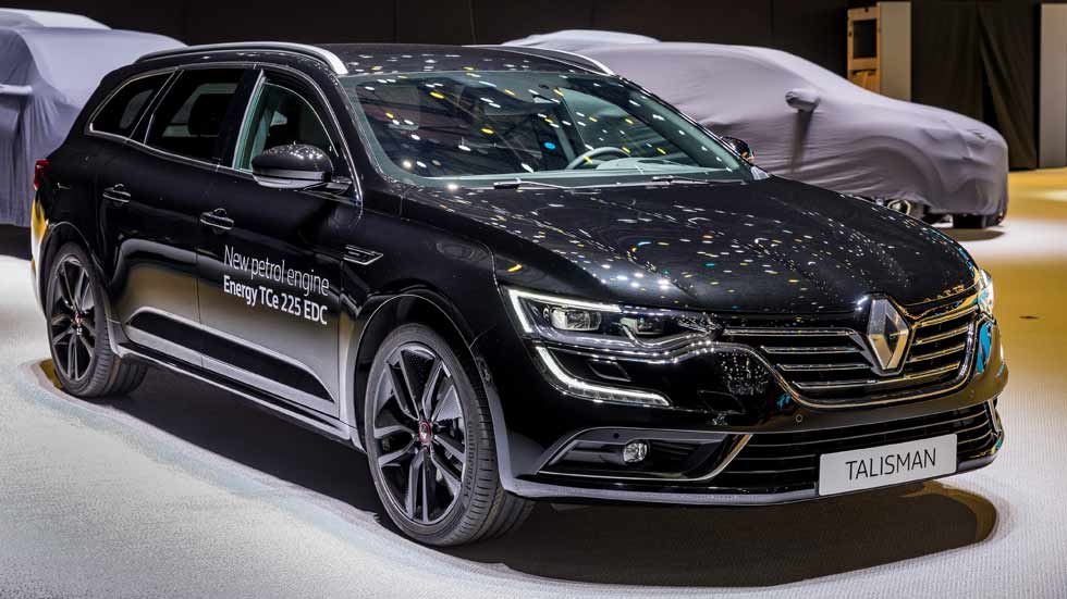 renault talisman s edition m s deportivo y con nuevo motor de 225 cv. Black Bedroom Furniture Sets. Home Design Ideas