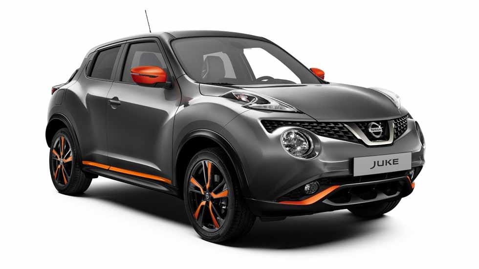 Nissan Juke 2018: fotos y datos del nuevo SUV que llega en mayo