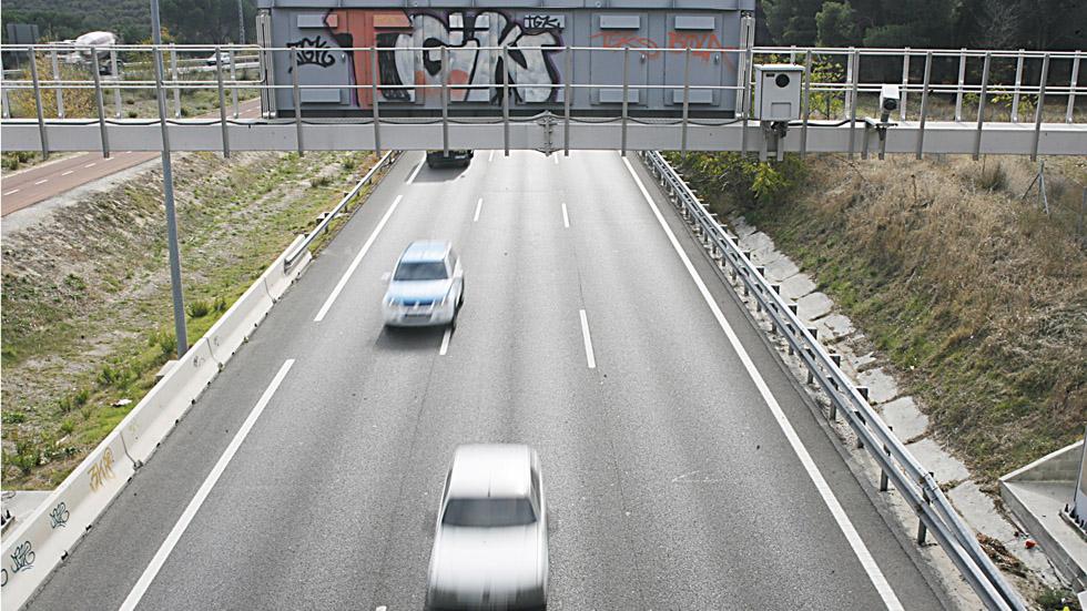 La DGT publica los radares que más multan en España