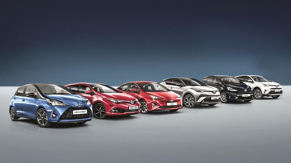 Toyota dejará ya este año de vender coches Diesel en Europa