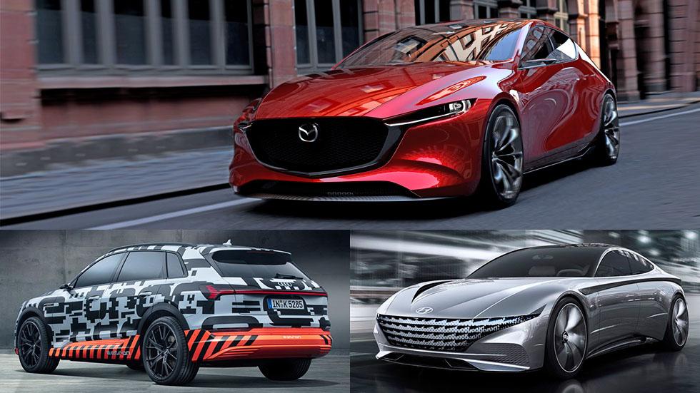 Salón de Ginebra 2018: los mejores prototipos y coches de futuro (VÍDEO)