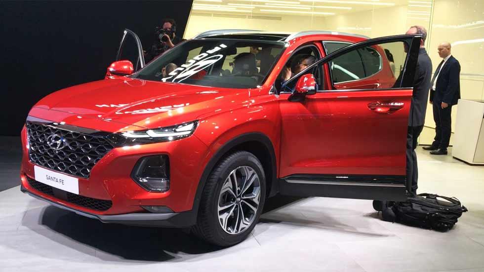 Los mejores SUV del Salón de Ginebra 2018: X4, Cupra Ateca, Santa Fe… (VÍDEO)