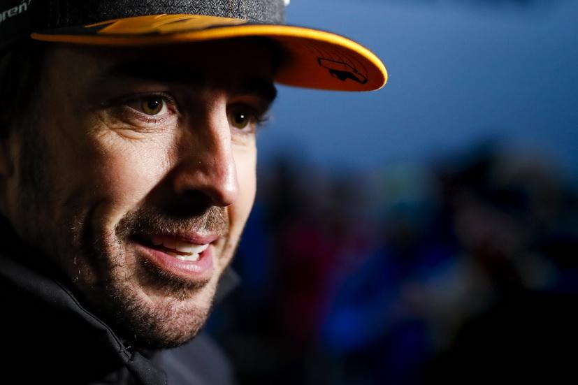 Test F1 Barcelona: Alonso, optimista a pesar de los problemas del McLaren