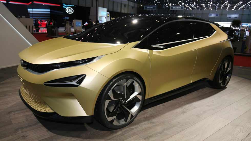 Tata 45X Concept: el compacto hindú que quiere ser un Golf