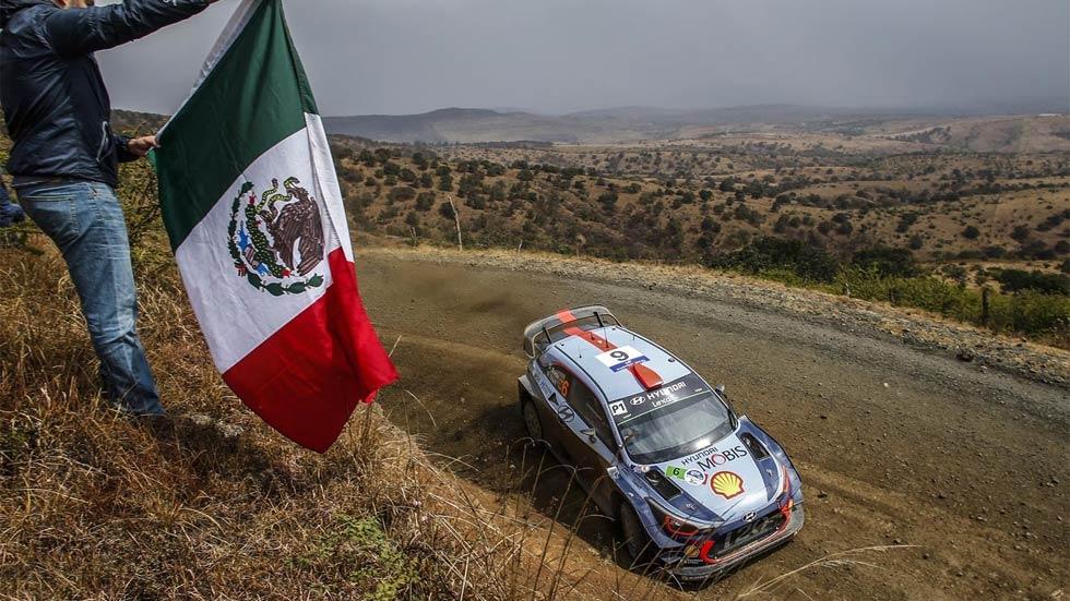 Rally de México 2018: previo y horarios