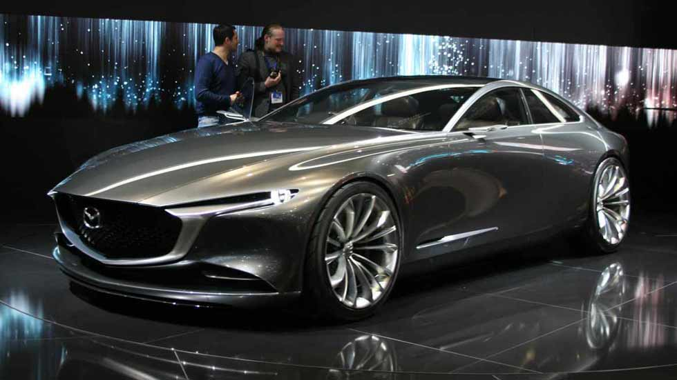 El Mazda Vision Coupé, elegido el mejor prototipo del año