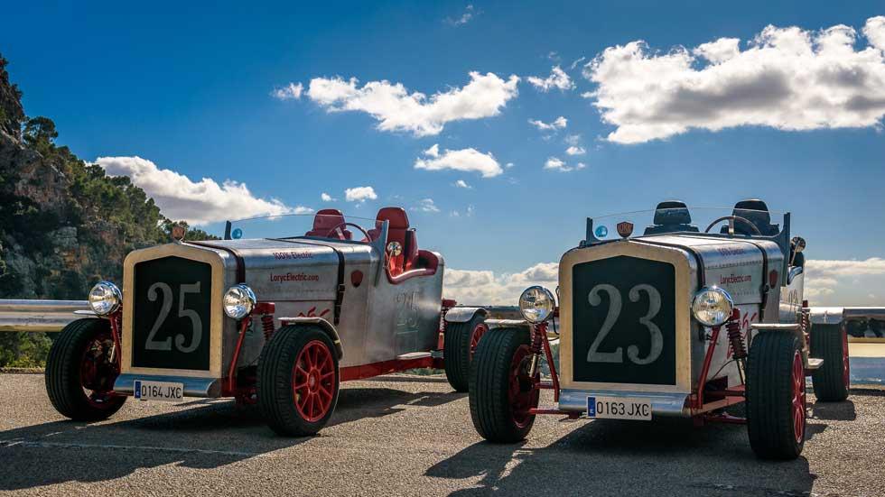 Loryc: la marca de coches clásicos, eléctricos… y de Mallorca