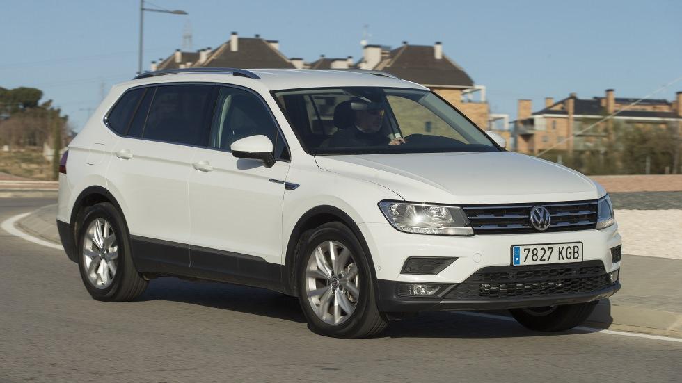 VW Tiguan Allspace 2.0 TDI: prueba y mediciones al nuevo SUV de 7 plazas