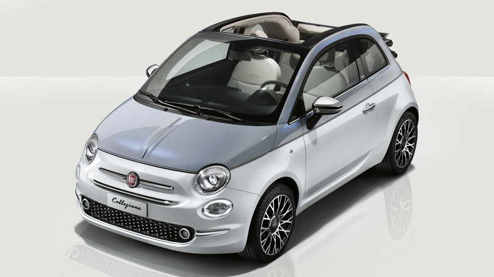 Fiat 500 Collezione: nueva serie especial con aún más encanto