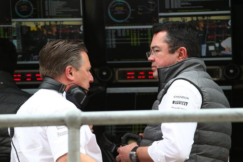 Test F1 Barcelona: el jefe de Alonso, Eric Boullier, habla