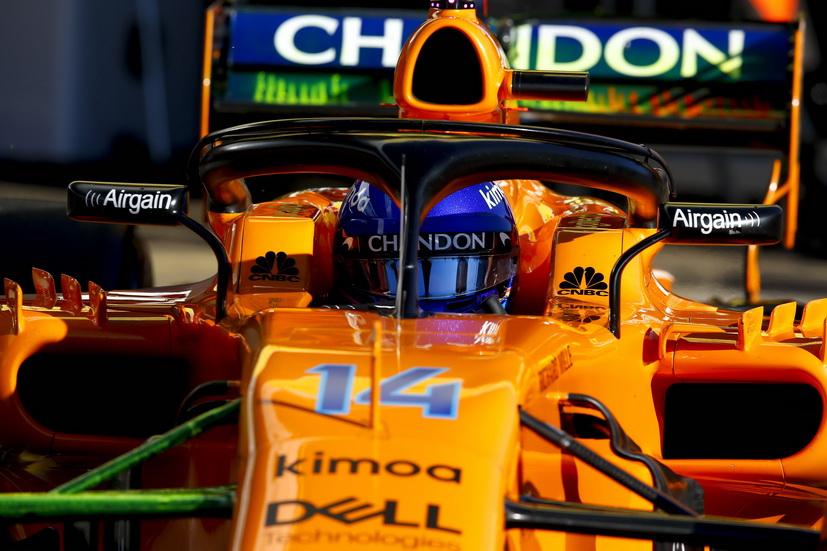 Test F1 Barcelona (viernes 9-3): Alonso marca el segundo mejor tiempo
