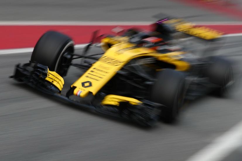 Test F1 Barcelona (viernes 9-3): Sainz, tercero en la última jornada de test
