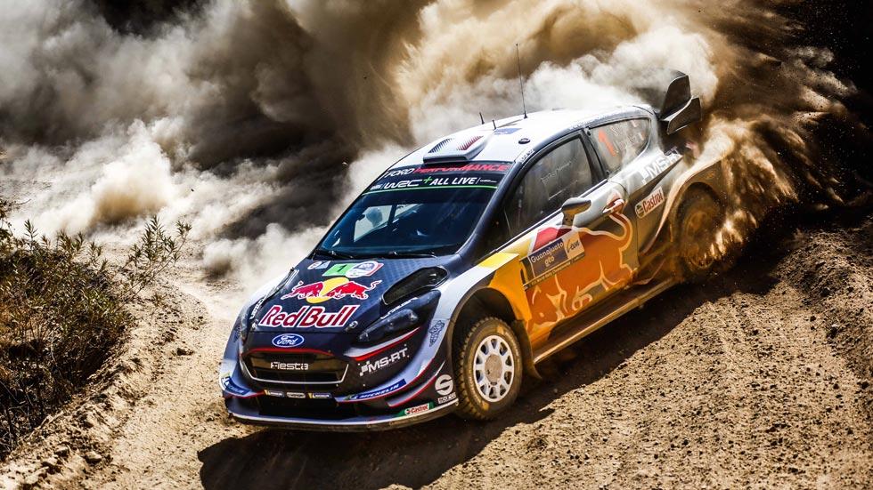 Rally de México 2018: Sébastien Ogier vuelve a la victoria