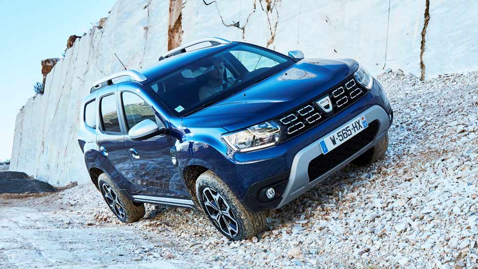 dacia duster 1 3 energy tce 115 cv con nuevo motor de gasolina en 2019. Black Bedroom Furniture Sets. Home Design Ideas