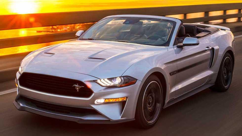 Ford Mustang GT California Especial: revive el gran sueño americano