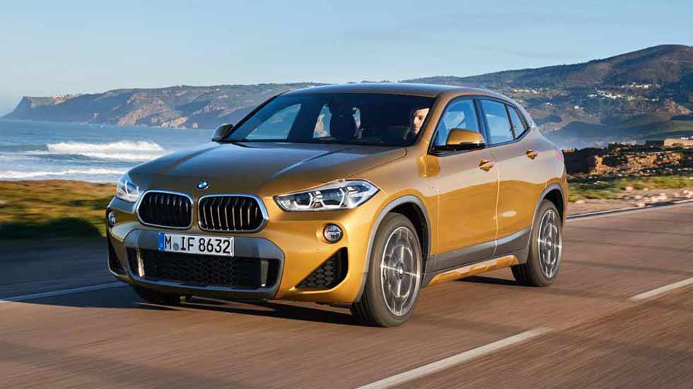 BMW X2 xDrive 20d Aut: superprueba del nuevo SUV con todos los datos