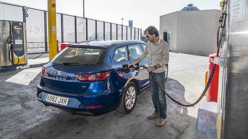 La alternativa al Diesel: los coches de gas más comprados