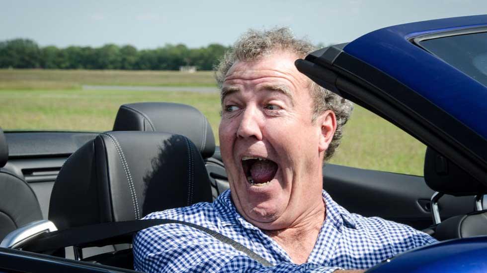 Amazon podría cancelar The Grand Tour de Jeremy Clarkson