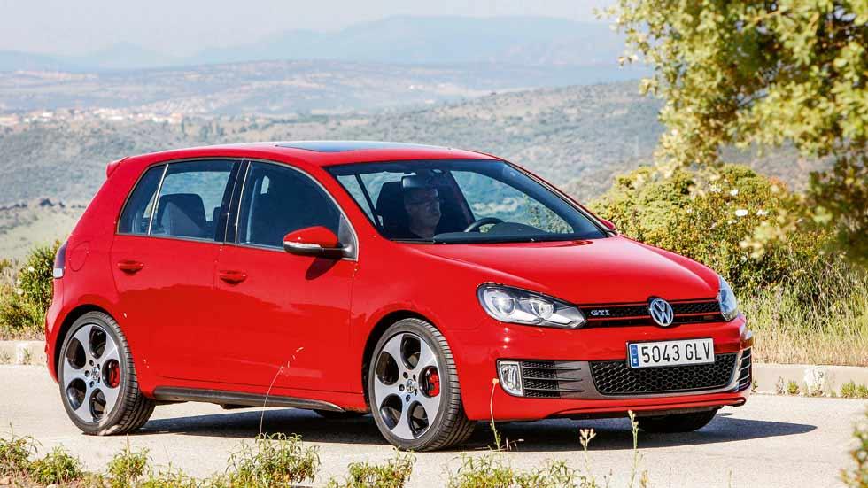 Deportivo de ocasión: VW Golf GTI VI (2008-2013), desde 12.000 euros
