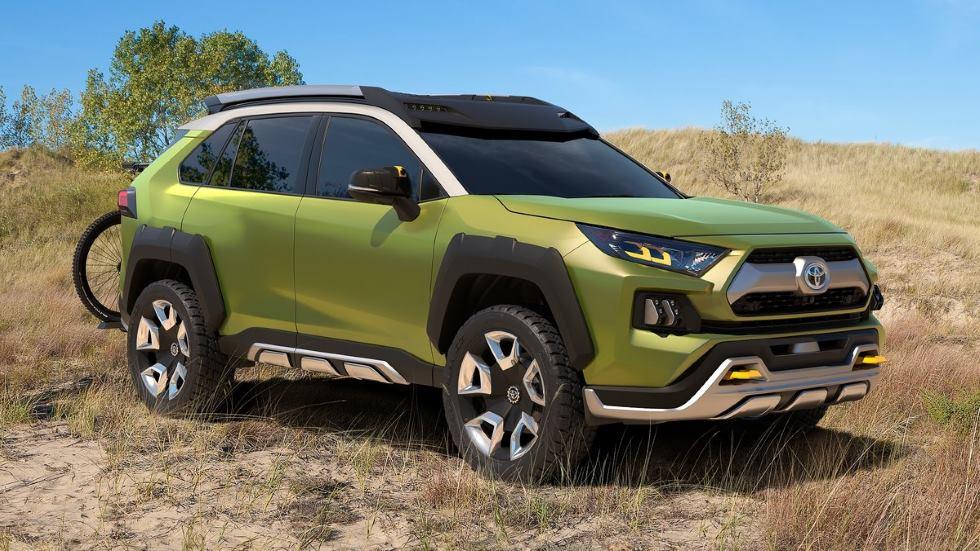 Toyota RAV4 2019: primeros datos del nuevo SUV… sin Diesel