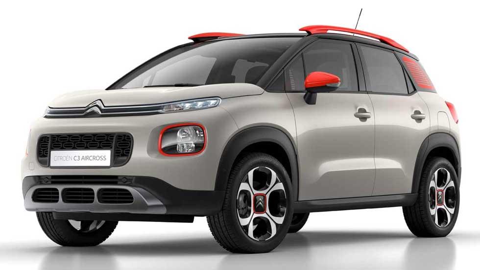 Citroën C3 Aircross: el SUV más versátil y modular, en vídeo