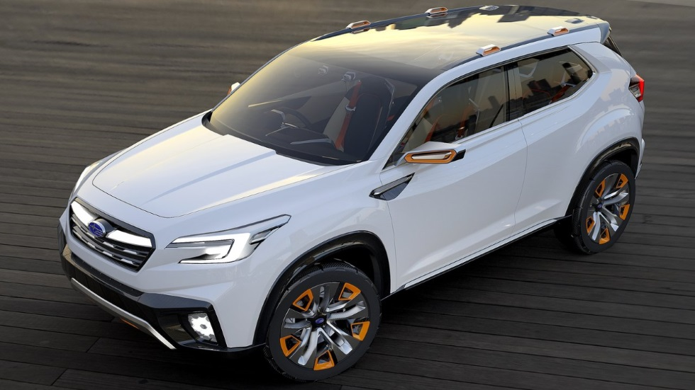 Subaru Forester 2019: el próximo SUV total… también sin Diesel