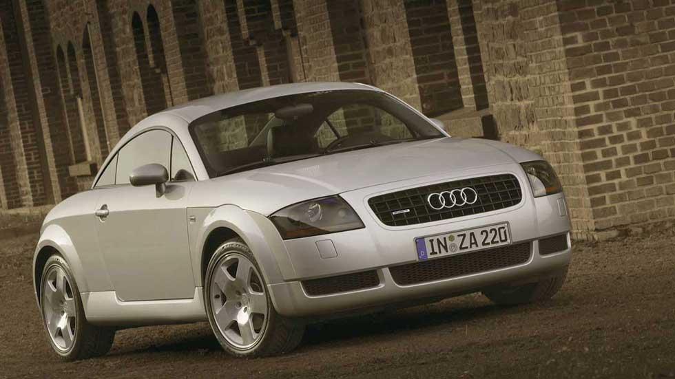 El Audi TT cumple 20 años: datos clave y mejores fotos