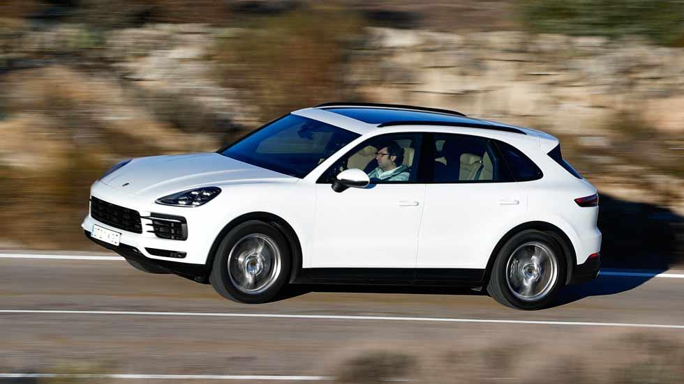 Porsche Cayenne S, el 911 hecho SUV: superprueba con todos los datos