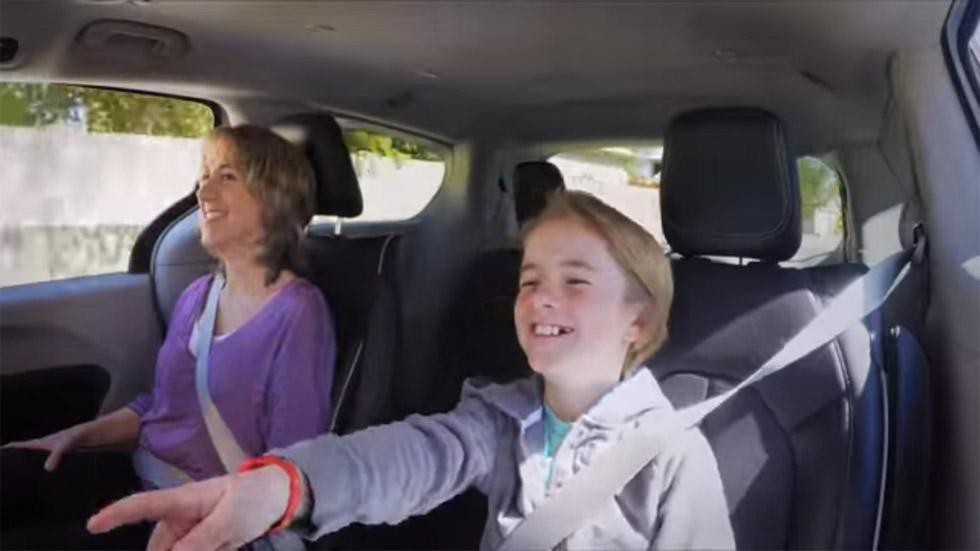 Coches autónomos: así reaccionan los pasajeros al subirse (Vídeo)