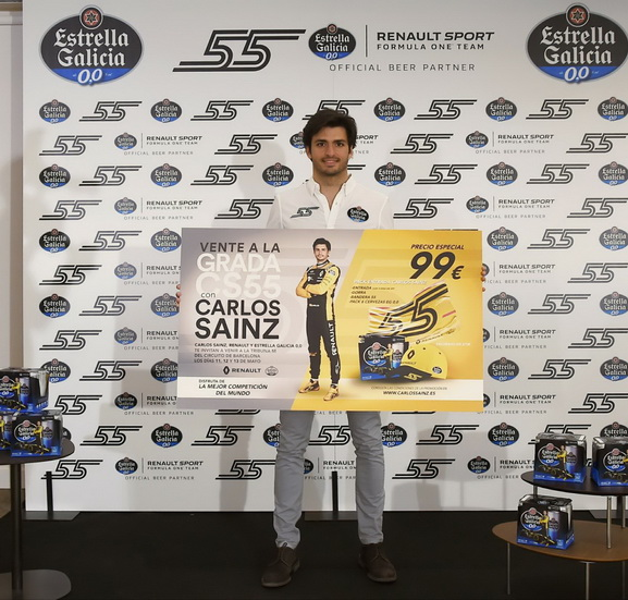 Sainz y Estrella Galicia 0,0