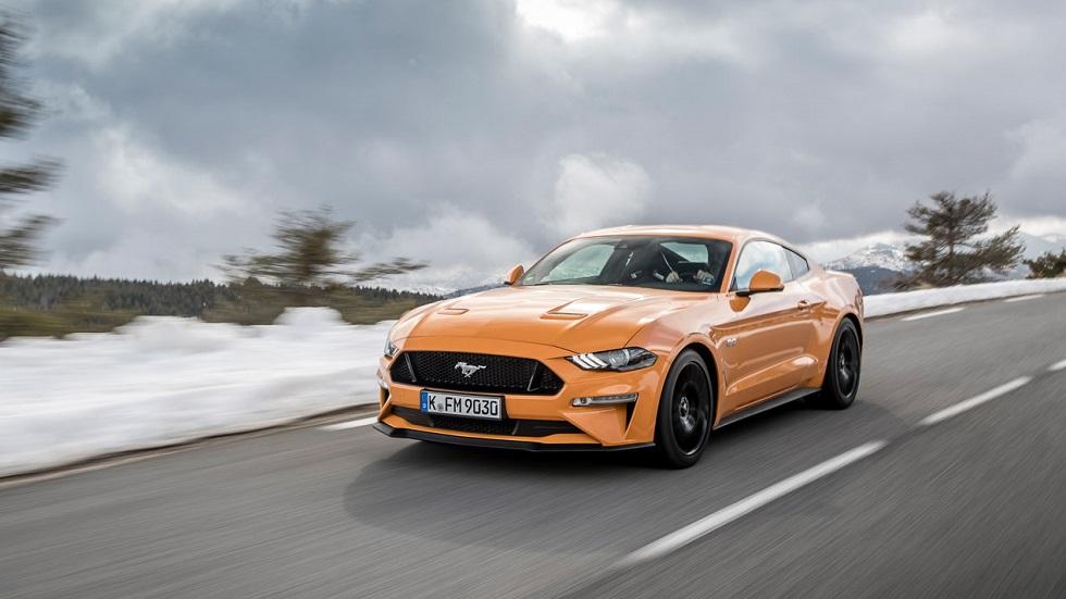 Probamos el Ford Mustang 2018: ahora, más tecnológico