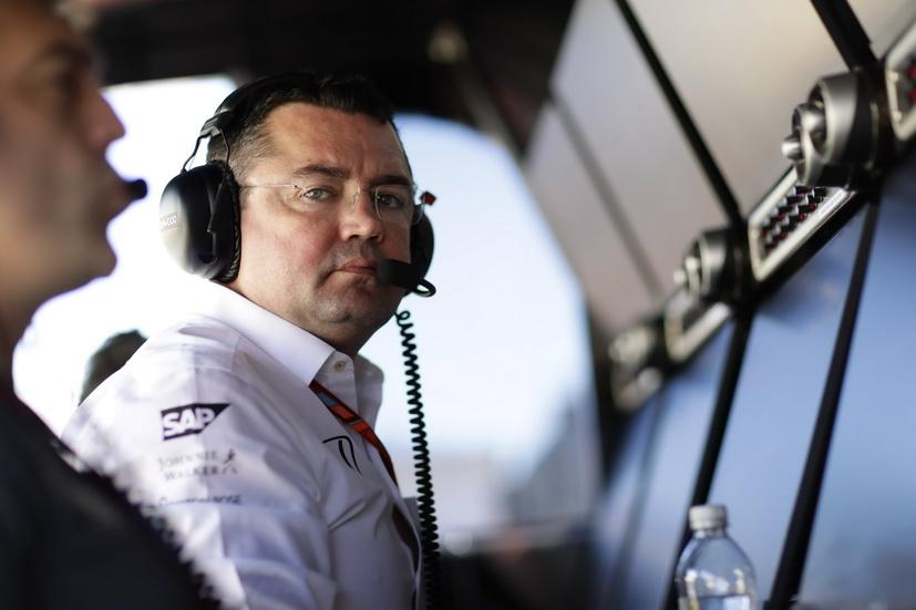 Resultado de imagen de Eric Boullier McLaren