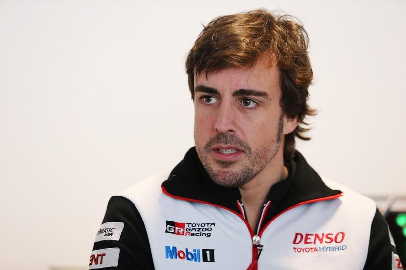 """Alonso habla sobre Toyota y el WEC 2018: """"Es un sueño hecho realidad"""" (Vídeo)"""