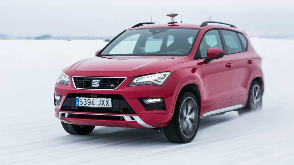 Seat Ateca FR: así son las pruebas extremas al SUV deportivo (Vídeo)