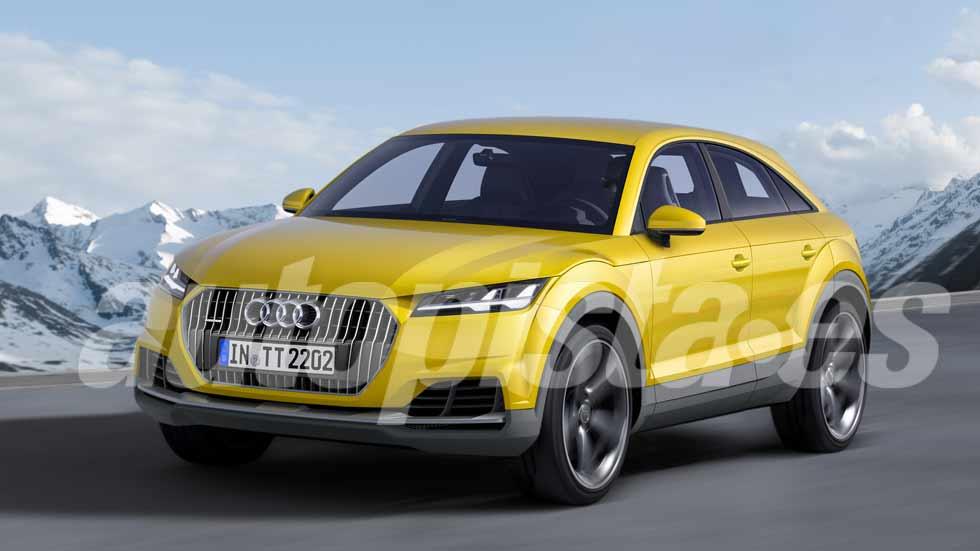 Audi Q1: el futuro SUV pequeño que revolucionará el mercado