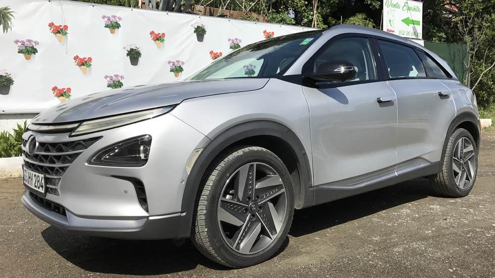 A prueba el Hyundai Nexo: precio del nuevo SUV de hidrógeno que llega en septiembre