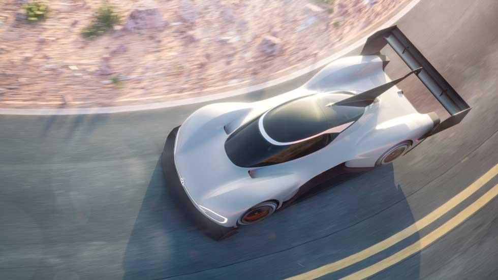 Volkswagen I.D. R Pikes Peak: el nuevo misil eléctrico para conquistar la montaña